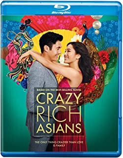 Crazy Rich Asians [Blu-ray]