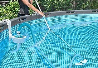 Intex Deluxe vacuüm broek - vacuüm zwembadslang - Ø 38 mm - 762 cm