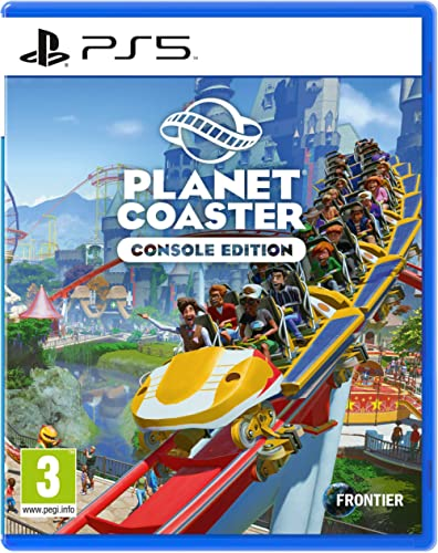 Planet Coaster Console Edition (PS5)