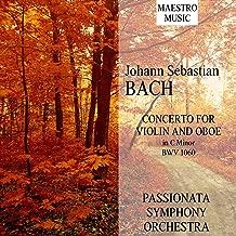 Bach: Concerto For Violin And Oboe In C Minor, BWV 1060
