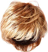 Raquel Welch Go for It Boy Cut Short Hair Wig with Longer Layers, R29s+ Glazed Strawberry by Hairuwear