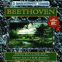 Beethoven: Symphony No. 5 in C minor, Op. 67 & Symphony No. 6 in F, Op. 68 (