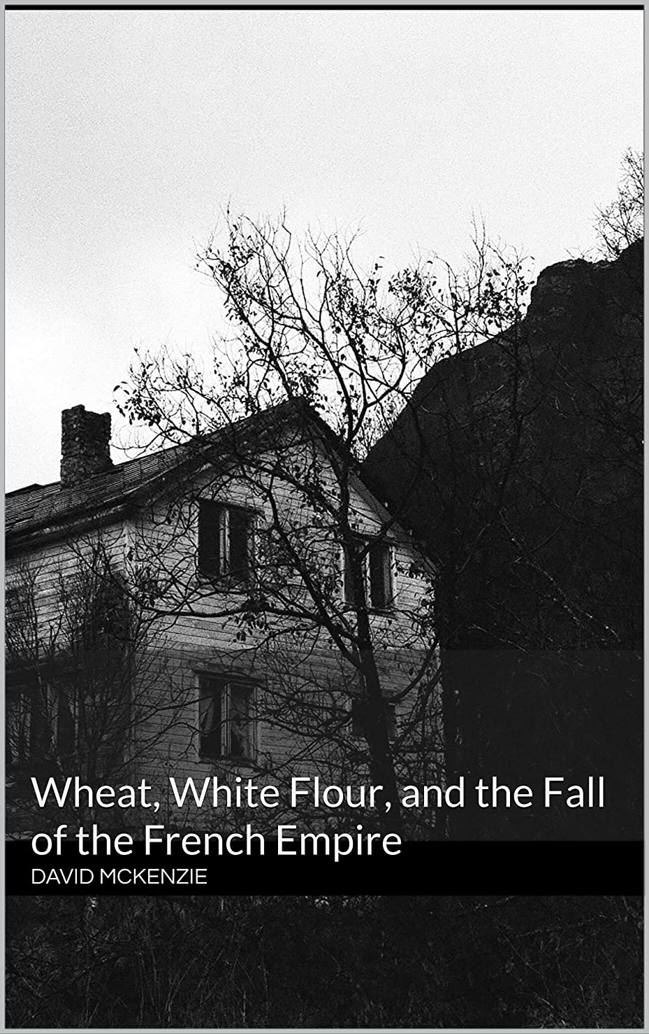 宿題重要な普通にWheat, White Flour, and the Fall of the French Empire (English Edition)