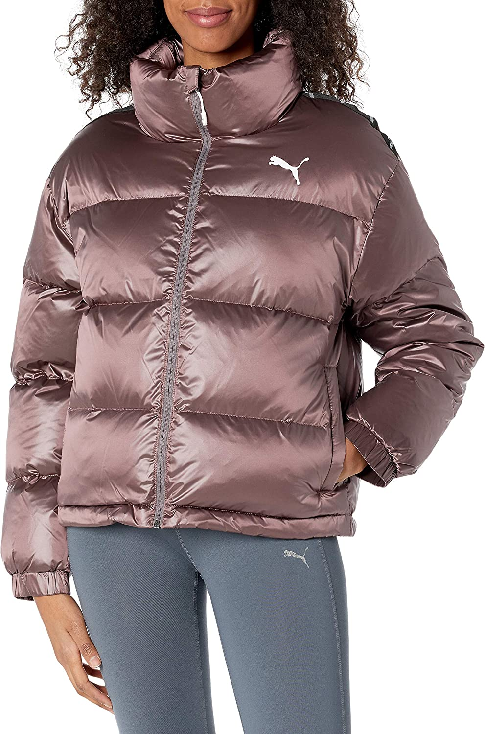 PUMA Women's Special Campaign Shine Down Jacket Ranking TOP2