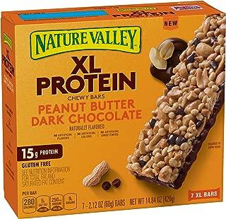 xl protein nature valley
