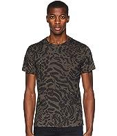 Versace Jeans - Tiger Print T-Shirt