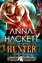 Hunter: A Scifi Alien Romance (Galactic Gladiators Book 12)