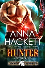 Hunter: A Scifi Alien Romance (Galactic Gladiators Book 12)