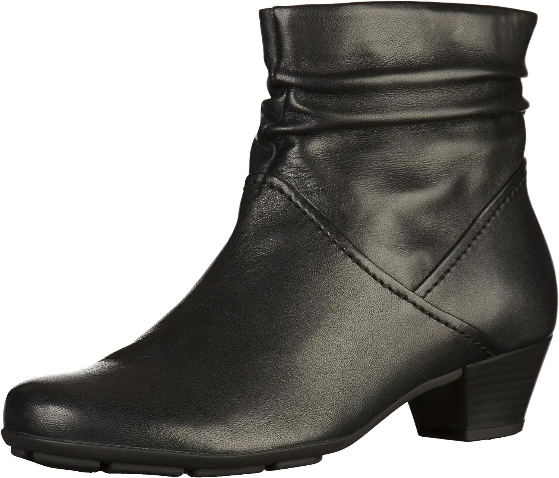 Gabor Damen Stiefeletten - Schwarz Schuhe in in in Übergrößen  5262a3