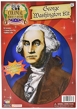 Heroes In History - George Washington Accessory Kit