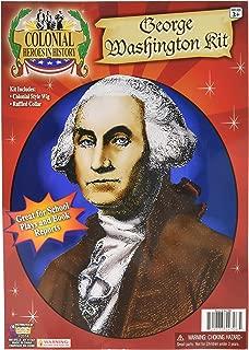 Heroes In History - George Washington Accessory Kit