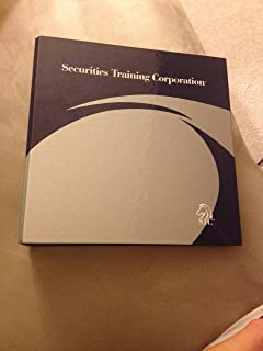 Securities Training Corporation Series 7 General Securities Representative Exam Study Manual (41st Edition)