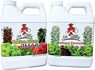 Lettuce Fertilizer Calcium Nitrate Combo
