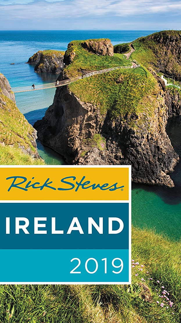 空白挑発するコテージRick Steves Ireland 2019 (English Edition)