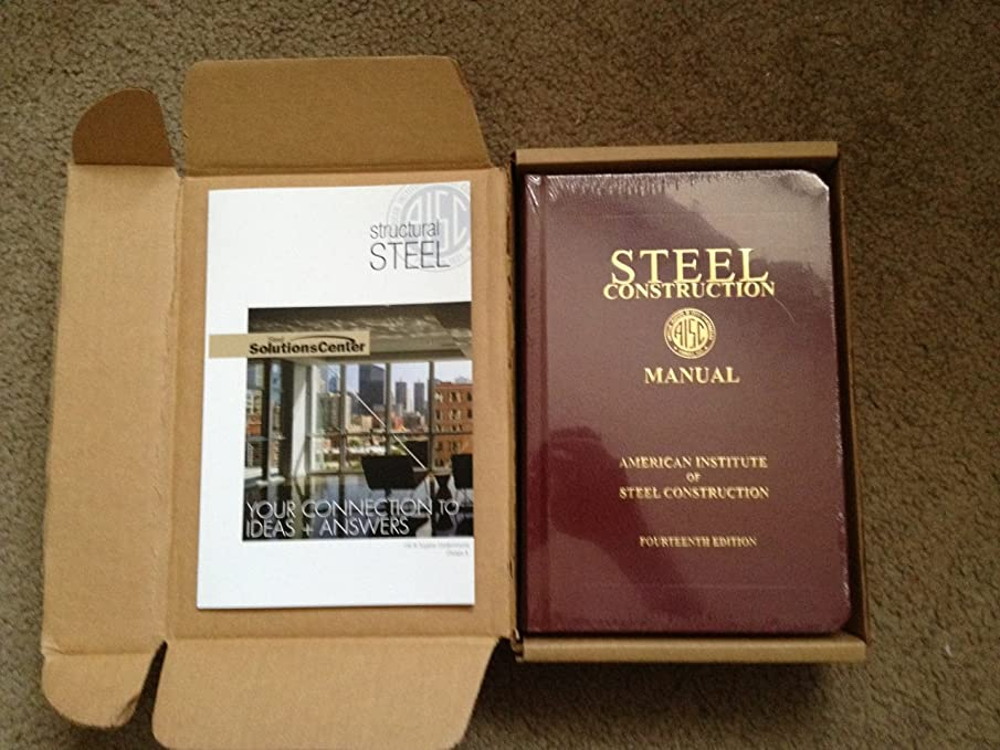 Steel Construction Manual 14TH Edition