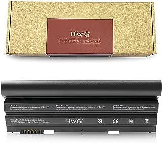 HWG E6420 Battery (9-Cell) Compatible Dell Latitude E6420 E6520 E6530 E5420 E5520 E5430 E5530, Fits P/N: 2P2MJ T54FJ M5Y0X 312-1242 312-1165 PRV1Y (11.1V 7800mAh)