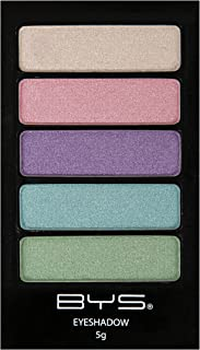 BYS Eyeshadow Palette with Applicator, Enchanted, 1 count
