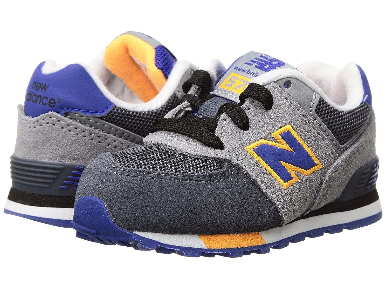 New Balance Kids KL574v1 (Infant/Toddler)Cheap and distinctive eye-catching shoes