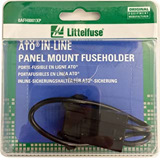 Littelfuse 0FNY0001XP ACS Glass Carded Inline Fuse Holder