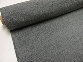 Confección Saymi Metraje 0,50 MTS. Tejido Chenilla Color Gris con Ancho 2,80 MTS.