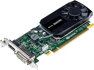 PNY VCQK620BLK-1 Quadro K620 2GB GDDR3 - Tarjeta gráfica (Quadro K620, 2 GB, GDDR3, 128 bit, 3840 x 2160 Pixeles, PCI Express 2.0)