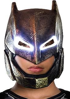 BvS Armored Batman Light-Up Child Mask