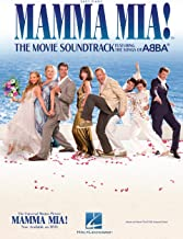 Mamma Mia! Songbook: The Movie Soundtrack Featuring the Songs of ABBA