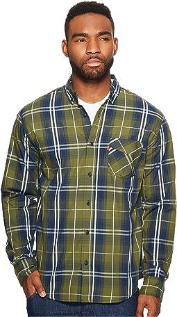 Levi's® - Jung Poplin Long Sleeve Woven