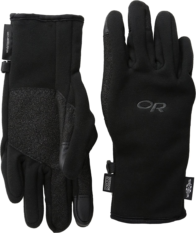 Outdoor Research Women's Gripper Sensor GORE-TEX INFINIUM Gloves - Windproof, Tough, Breathable Wicking Gear