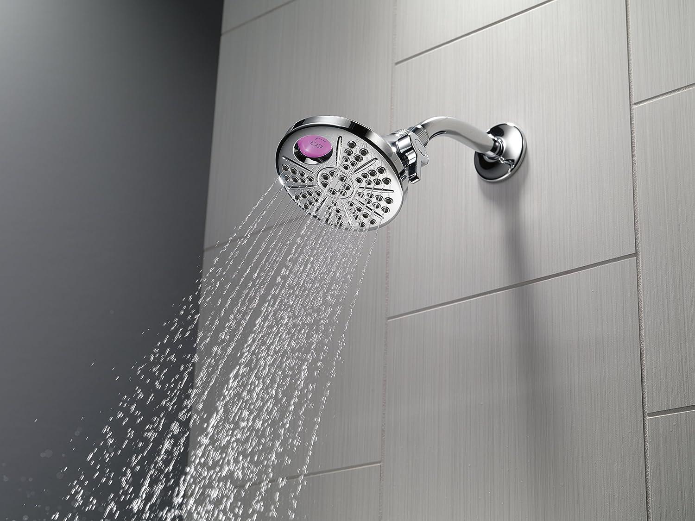Delta Faucet 75668 Temp2O Shower Head Chrome