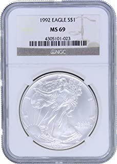 Best 1996 american silver eagle value Reviews