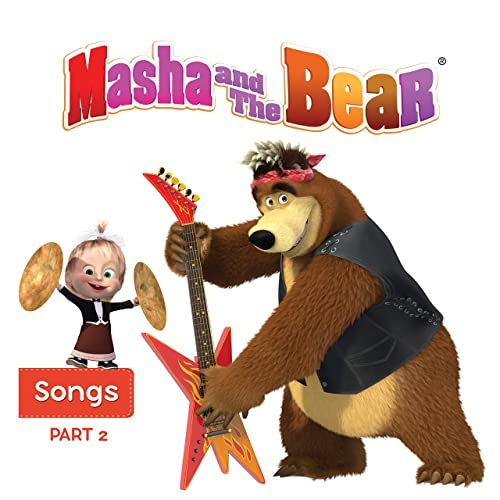 23034b1902801 Masha and the Bear Songs, Pt. 2 by Various artists on Amazon Music ...