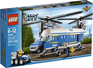 LEGO City Police Heavy-Lift Helicopter 4439