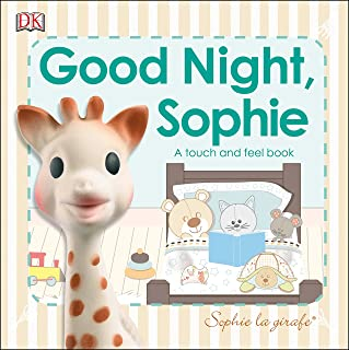 Sophie La Girafe: Good Night, Sophie: A Touch and Feel Book