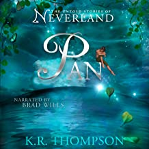 who wrote the story of peter pan
