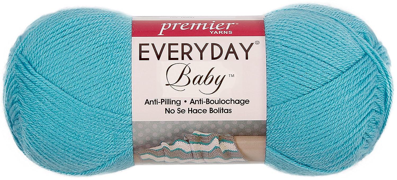 Premier Yarns DNE 101-13 Everyday Baby Yarn-Turquoise