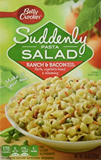 Best suddenly pasta salad ranch and bacon Reviews