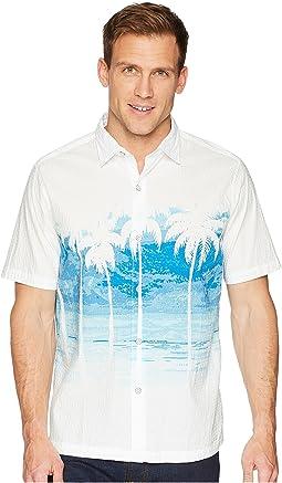Tommy Bahama Palmera Vista Camp Shirt