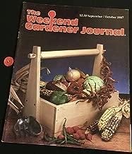 The Weekend Gardener Journal September/October 1987 (Vol.4, No.2)