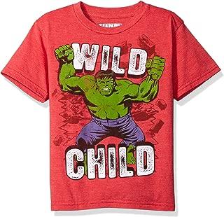 childrens marvel t shirts