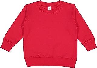 Toddler Fleece Long Sleeve Pullover Sweatshirt