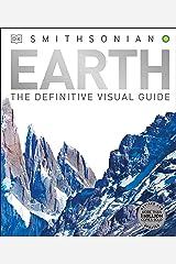 Earth (Second Edition): The Definitive Visual Guide Capa dura