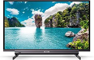 METZ Blue MTB4001Y - Smart TV (32 pulgadas, sintonizador triple, Netflix, vídeo, YouTube, HDMI, ranura CI, USB, audio digi...