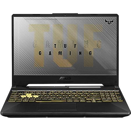 ASUS TUF Gaming F15, 15.6-inch (39.62 cms) FHD 144Hz, Intel Core i5-10300H 10th Gen, GTX 1650 Ti GDDR6 4GB Graphics, Gaming Laptop (8GB RAM/512GB SSD/Windows 10/Fortress Gray/2.3 Kg), FX566LI-HN272T