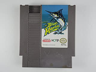 The Blue Marlin - Nintendo NES
