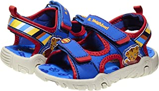 Daniel Tiger Blue Colored Boys TPR Sole Sandals, Available in for Kids