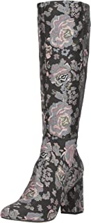 Women's Time to Step to The Knee Boot Fabric Riding
