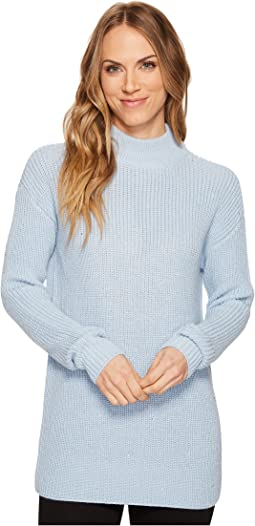 MICHAEL Michael Kors - Mohair Rib Metallic Sweater