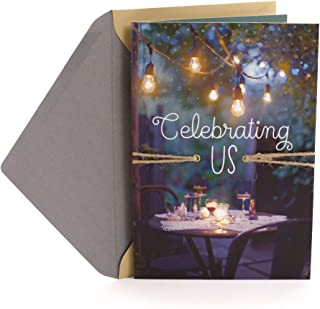 Hallmark Our Anniversary Card (Celebrating Our Love)