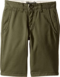 Vans Kids - Authentic Stretch Shorts (Little Kids/Big Kids)
